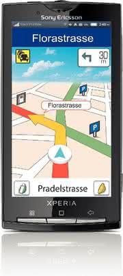 Navigationssoftware: Die freundliche Dame