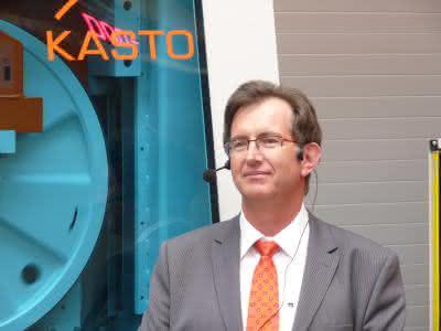 Metallsägemaschinen, Kasto: Trotz 166 Jahren topfit