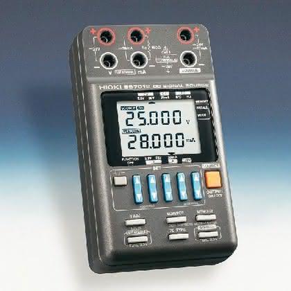DC-Kalibrator: Handlich und leistungsstark