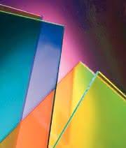 Farbeffektglas: Ansichtssache