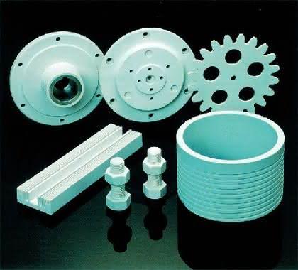 Keramik: Unter starkem Strom