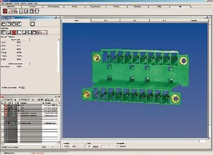 3D-Inspektionssystem: Nie mehr den Kontakt