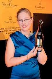 Labortechnik: A. Knauer Unternehmerin des Jahres