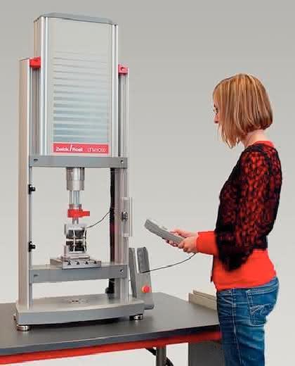 Prüfmaschine: Für hochgenaue Ermüdungsprüfungen