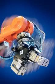 AUTOMATICA-HIGHLIGHTS: IPR - Intelligente Peripherien für Roboter GmbH
