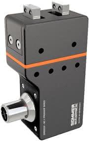 Parallelgreifer: Am Puls der Zeit: Schneller Parallelgreifer  mit geringem Energieverbrauch