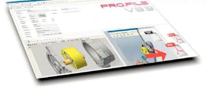 Produktionssysteme: Neuen Funktionen  in Profile