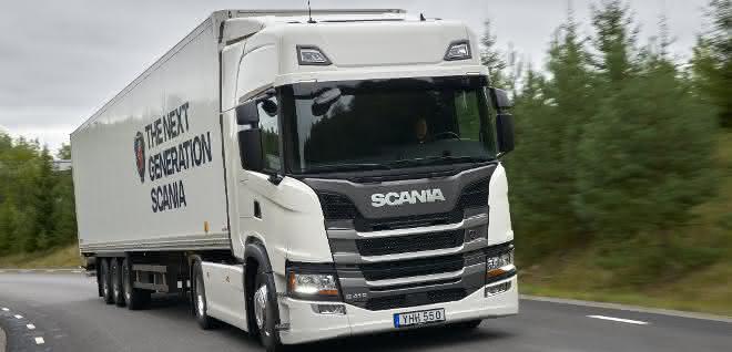 Scanias G 410