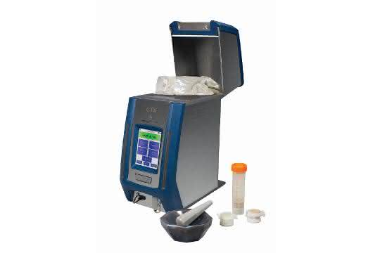 Das CTX™-Röntgenfluoreszenz-Spektrometer wurde für Anwendungen in mobilen Laboren konzipiert.