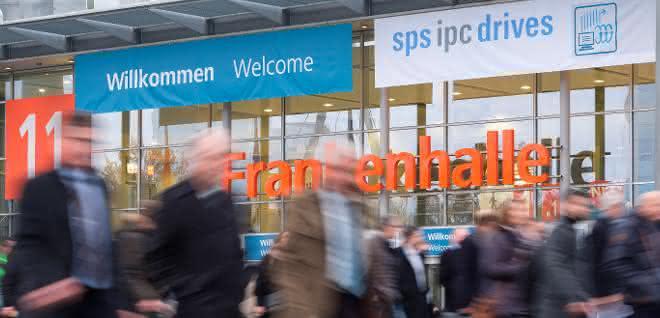 Die SPS IPC Drives 2018 findet vom 27. bis 29. November in Nürnberg statt.