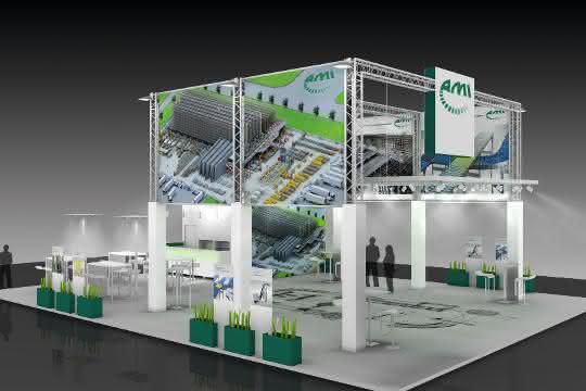 AMI Förder- und Lagertechnik auf der Fachpack