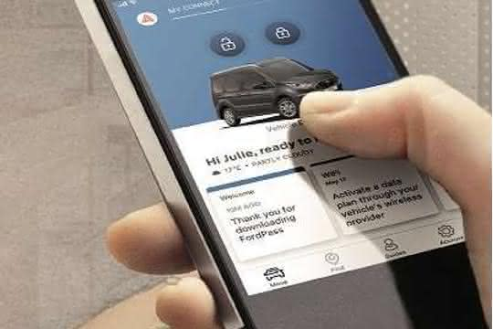 FordPass Connect App