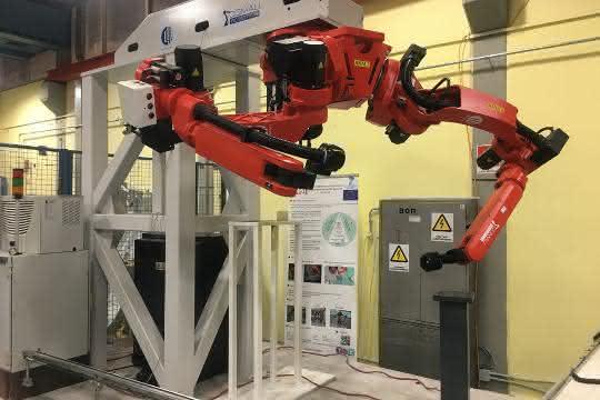 Im Januar 2018 hat die Europäische Kommission das Projekt ESMERA ins Leben gerufen, um das Innovationspotential von KMU aus der Robotik-Branche voranzutreiben.