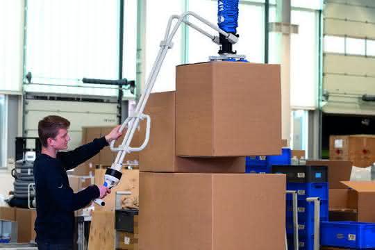 Schlauchheber Jumboflex High-Stack