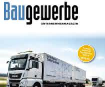 E-Paper: Baugewerbe Unternehmermagazin 10/2018