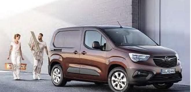 Opel-Transporter