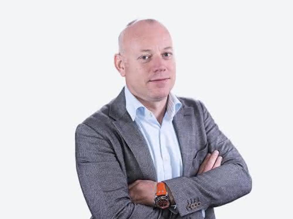 Patrick van der Meer, Commercial Director bei der Brightlands Innovation Factory