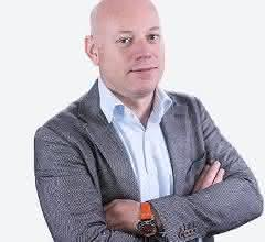Patrick van der Meer, Commercial Director bei der Brightlands Innovation Factory