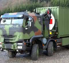 100 Iveco Trakker für die Bundeswehr