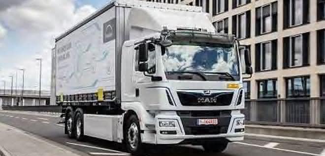 Transporter: IAA Nutzfahrzeuge 2018: Wie man morgen fährt…