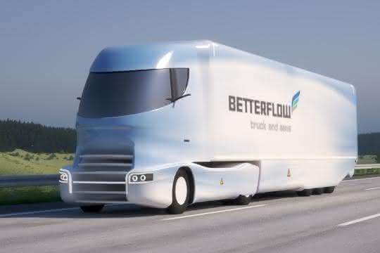 Betterflow hilft Trucks beim Spritsparen
