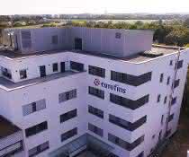 Das neue Eurofins-Firmengebäude in Planegg.