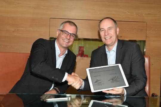 Palfinger kooperiert mit Danfoss Power Solutions