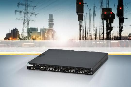 "19""-Rack Ethernet Switch"