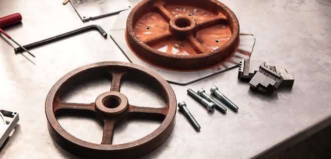Additives Kaltschweißverfahren: FIT Additive Manufacturing Group investiert