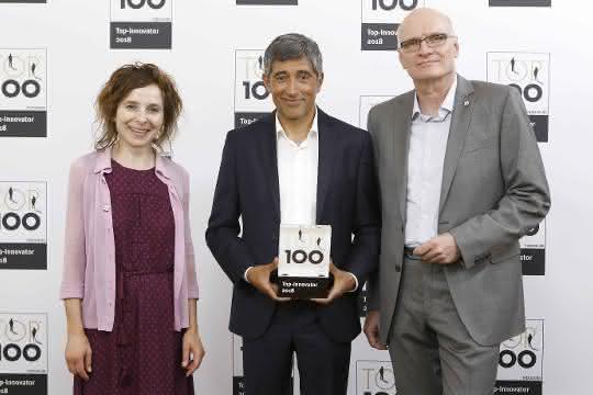 Instandhaltungssoftware: GiS bei TOP 100 ausgezeichnet