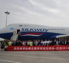 Silk Way West Airlines baut Flugangebot nach Zhengzhou aus