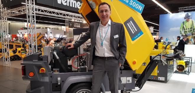 Vladimir Kozlovskiy ist neuer Geschäftsführer von Atlas Copco Power Technique