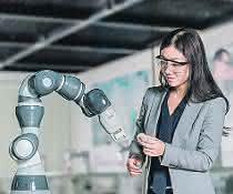 Kollaborativer Roboter