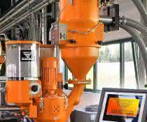 Das neue Steuergerät dient zur genauen Zudosierung von Masterbatch oder Pulver zu Kunststoff-Rohmaterial vor der Verarbeitung im Spritzguss oder Extrusion.