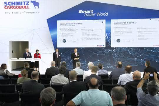 Trailer: Schmitz Cargobull investiert 100 Millionen Euro in Standort Vreden