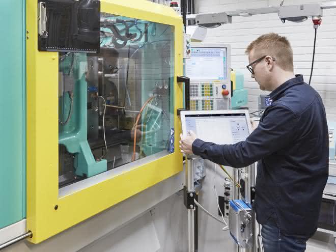 Das modulare und multifunktionale Prozessüberwachungssystem soll die individuelle und ganzheitliche Optimierung der Spritzgießfertigung ermöglichen.