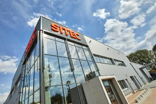 Sitec-Produktionshalle