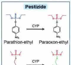 Phosphororganische Pestizide