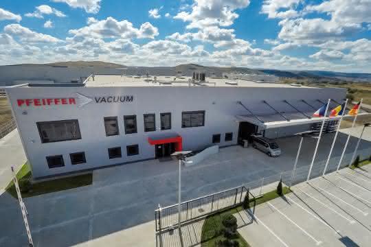 Produktionsstandort in Cluj