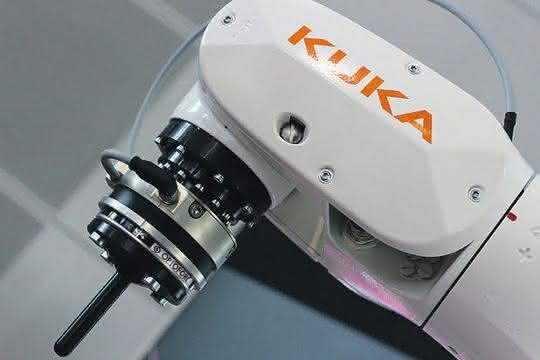 Anwendungssoftware für Kuka-Leichtbauroboter