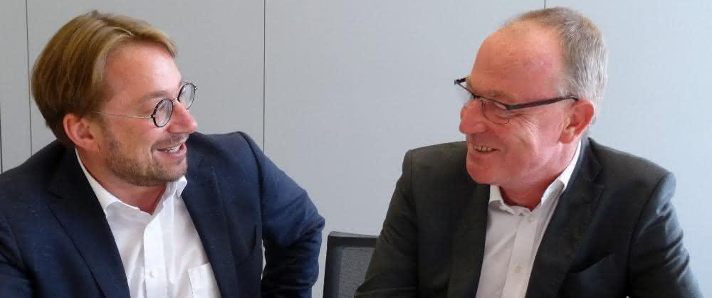 VDI-Gremium: Blauermel und Fottner Vorsitzende des VDI-Fachbereichs Technische Logistik