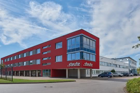 Firmensitz steute Technologies