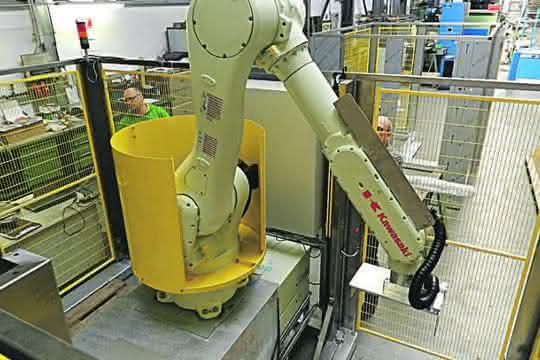 Kawasaki Roboter RD80N