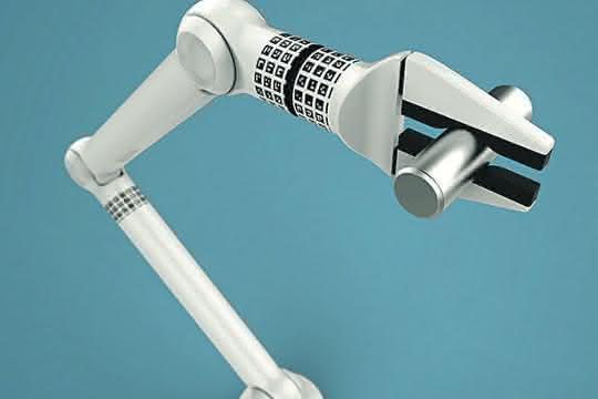 Mit der industriellen Bildverarbeitung von Rovi nehmen Roboter nun auch ihre Körperteile selber wahr