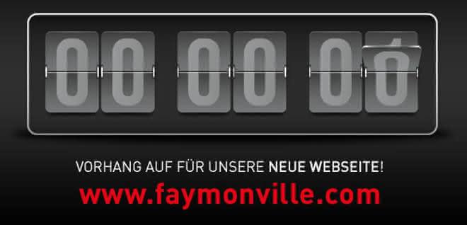Faymonville hat seine Website gelauncht.