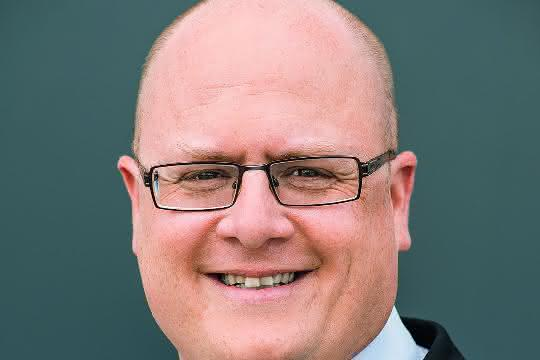 Martin Schrüfer, Leitender Chefredakteur