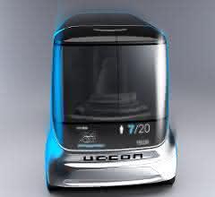 UCCON-Projekt auf der IAA 2018