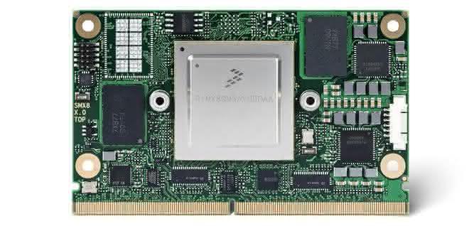 Computer-Modul mit ARM-Prozessor