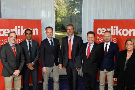 Team der Oerlikon Balzers Business Unit Automotive