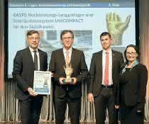handling award an Kasto